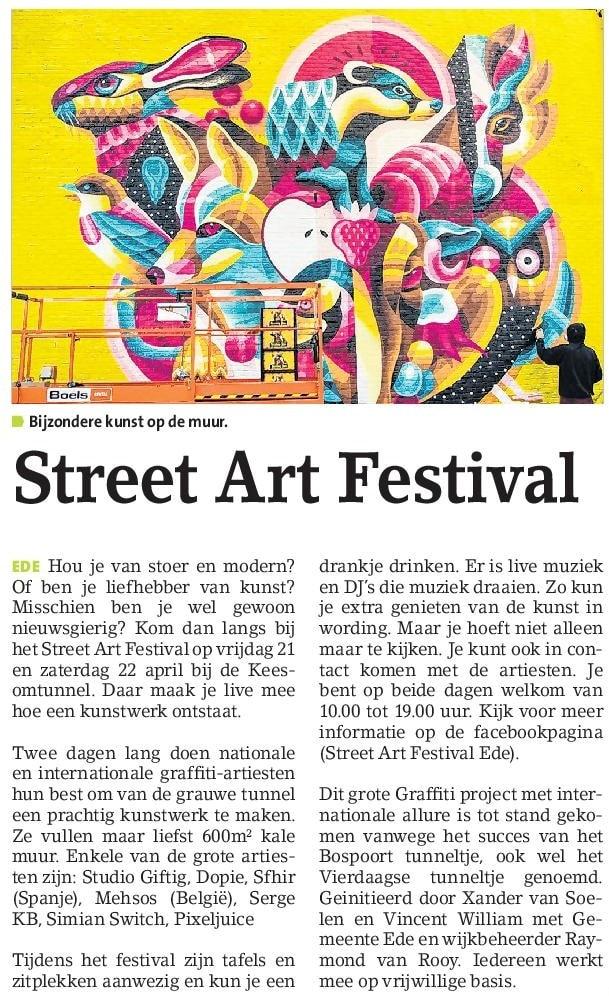 Combolution - Street Art Festival